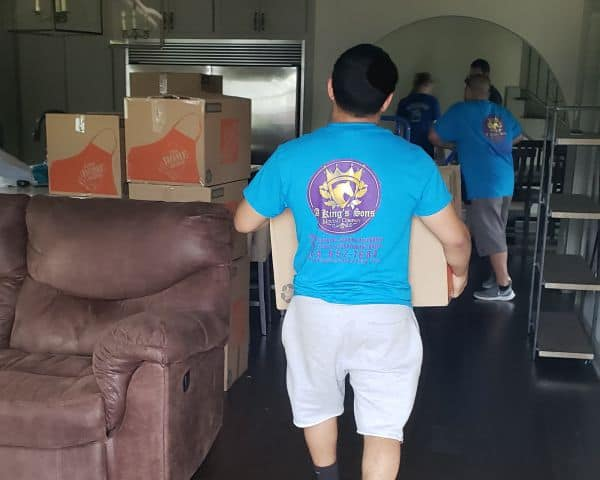 Moving company Temple TX